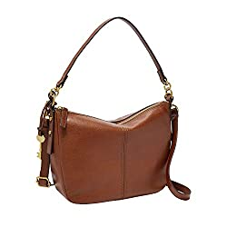 Túi xách nữ Fossil Women's Jolie Leather Crossbody Handbag Purse (Amazon)