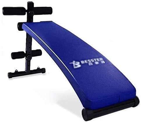 Banco de fitness de entrenamiento de bencilo de peso ajustable Banco de banco ajustable, banco de pesas Banco de banco para entrenamiento de cuerpo completo - inclinación / banco plegable multiusos