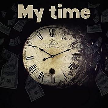 My time (feat. Bladee, Lauren Aquilina & Dispatch)