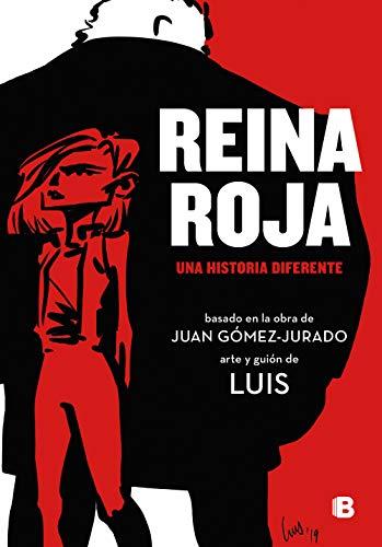 Reina roja (la novela gráfica): Una historia diferente