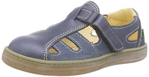El Naturalista Kepina, Unisex-Kinder Sneaker, Blau (Crepusculo), 33 EU (1 Child UK)