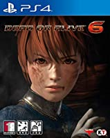 DEAD OR ALIVE 6 [韓国語版] - PS4 [海外直送品]