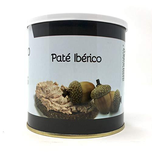 Pate Iberico 700g Frühstück Wurst Leberwurst Streichwust Iberico Schwein Würzig Cremig Herzhaft Pastete