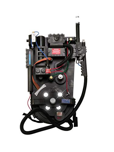 Rubie's Ghostbusters Adult Proton Pack Light & Sound, As Shown, One Size