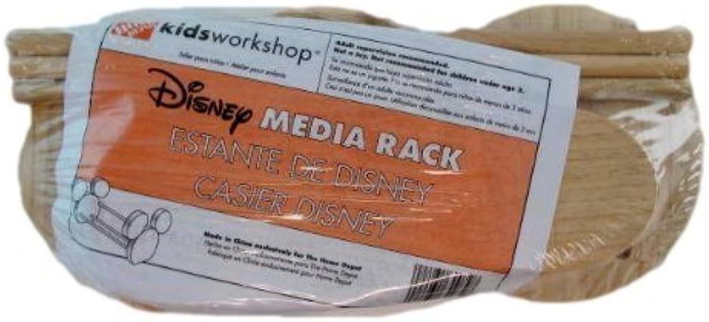 Disney Media Rack by Kids Workshop