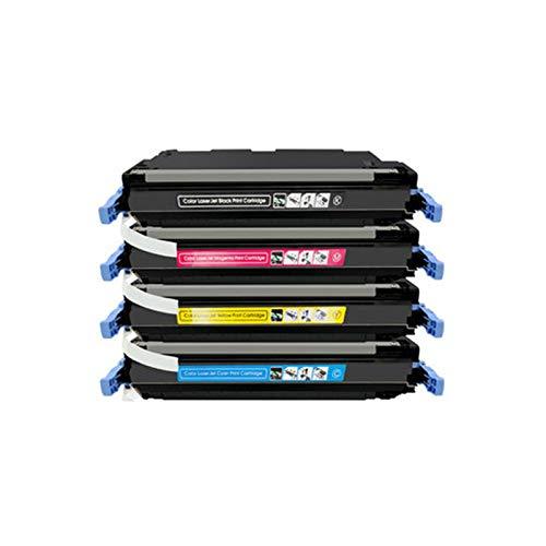 YXYX Tóner Compatible para HP Q5950A Reemplazo de Cartucho para HP 4700 4730 Impresora Tinta Tinta Tinta Tinta Caja de Tinta con Photo Cartucho de Tinta, Calidad de impre Suit