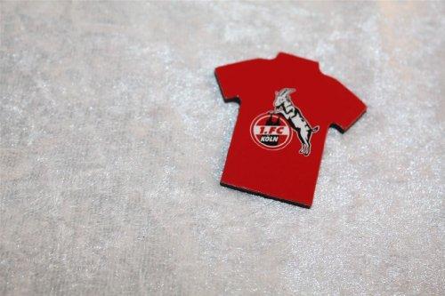 Trikotmagnet Trikot Magnet 1.FC Köln Cologne