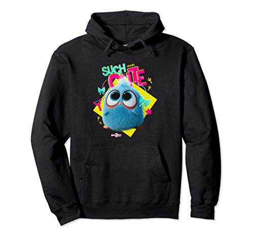 Angry Birds Blue Such Cute Hatchling Movie 2 Pullover Hoodie