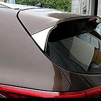 KIA Sportage QL 2016-2019 KX5の場合、ABSカースタイリングテールゲートテールトライアングルカバーデコレーショントリムステッカーアクセサリー