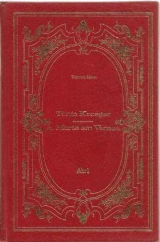 Tonio Kroeger a Morte em Veneza