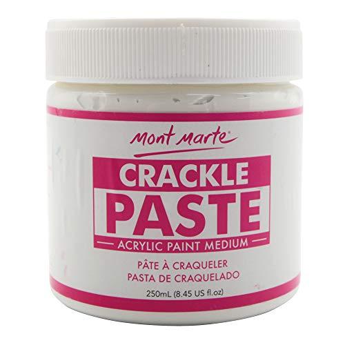 Mont Marte Premium Crackle Paste 8.45oz (250ml)