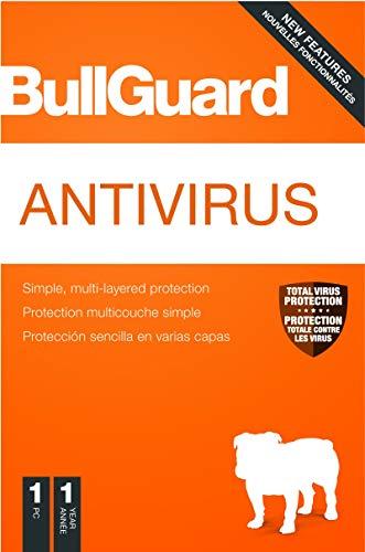 BullGuard   Antivirus 2020   1 Device   1 Year [PC Online code]