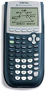TI-84 Plus Graphing Calculator (Renewed)