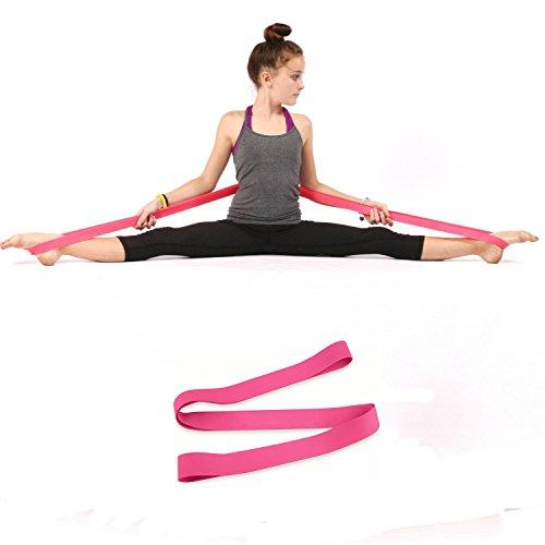 Ssguer9Ballet–Elastico per Ginnastica Ballerini Most Versatile Dance barella flessibilità Trainer