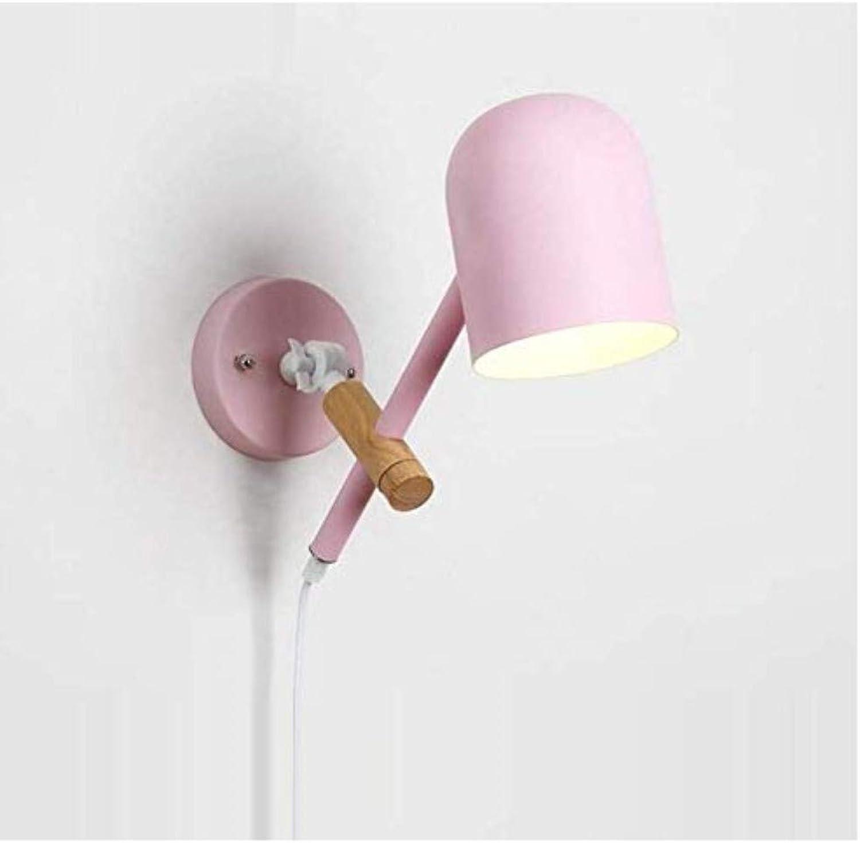 Nachtwandleuchte modern mit Schalter Wohnzimmer Tv Wand kreative Led Wandleuchte B07PFRHVVC | Guter weltweiter Ruf