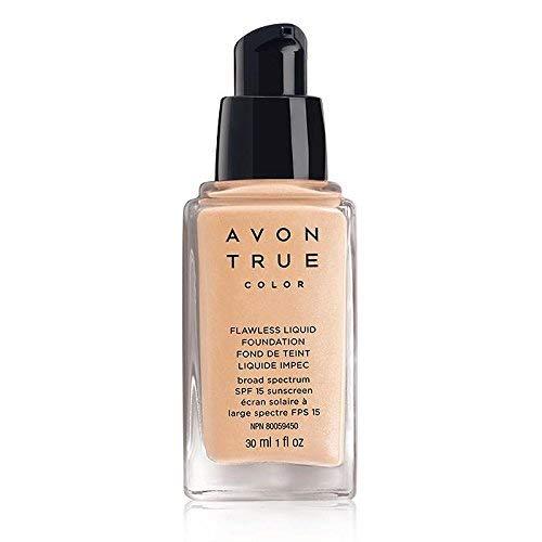 Avon True Color Flawless Liquid Foundation - Cream Beige
