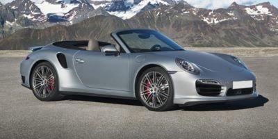 ... 2014 Porsche 911 Turbo S, 2-Door Cabriolet