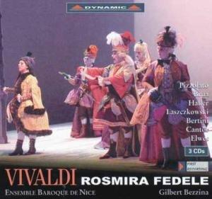 Vivaldi: Rosmira Fedele