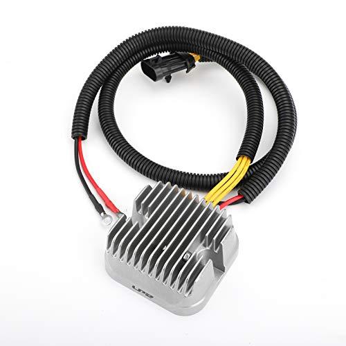 Artudatech Motorrad Spannungsregler Gleichrichter, Voltage Regulator Rectifier Steckerregler für Polaris Hawkeye, Sportsman 325 450 570, Sportsman X2