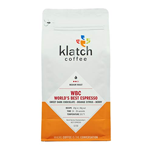 Klatch Coffee | 12oz bag | WBC World's Best Espresso