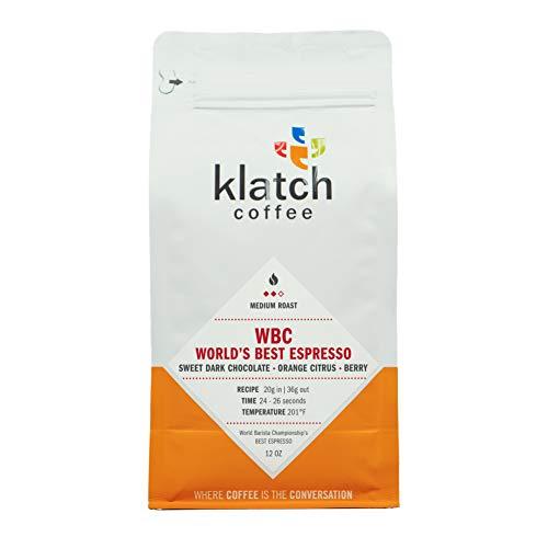 Klatch Coffee | 12oz bag | WBC World's Best Espresso