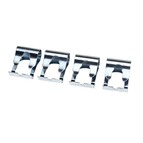 Emma 2 paar ruitenwisser voorruit auto motor koppeling koppeling reparatie clip kit