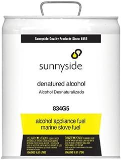 SUNNYSIDE CORPORATION 834G5 5-Gallon Denatured Alcohol