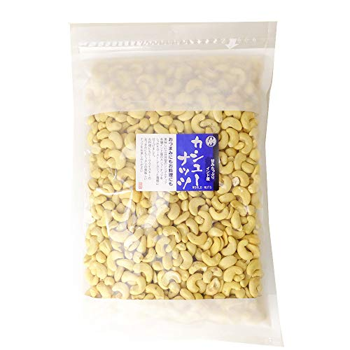しのや インド産 カシューナッツ 有塩 業務用 チャック付きパッケージ 1�s