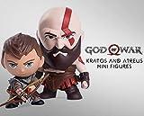 God of WarTM: Kratos & Atreus Mini figuras , color/modelo surtido