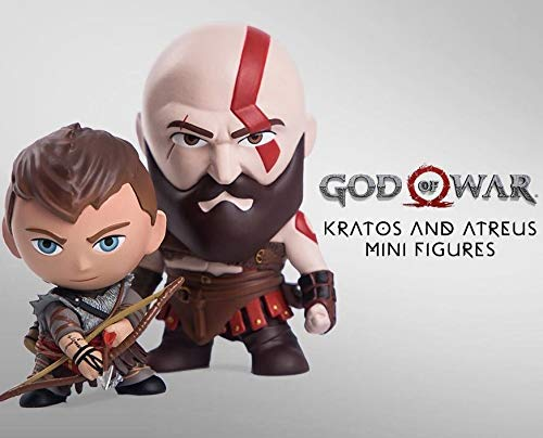 God of War: Kratos & Atre