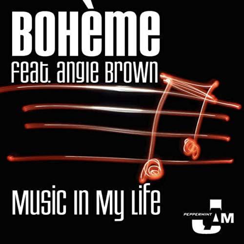 Boheme & Angie Brown