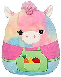 "Squishmallow Kellytoy Edition Heroes 16"" Esmeralda The Store Keeper Plush Toy"