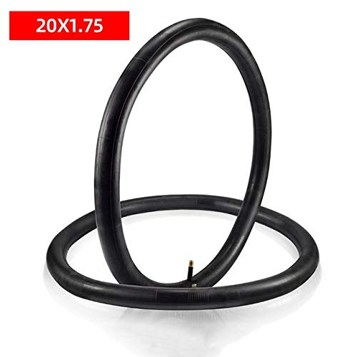 Gwgbxx MTB Bicycle Tire 20/26 Inch Tubeless Tires 1.5/1.75/1.95 Inches Width Bicycle Tire Rubber Tube (Color : A)