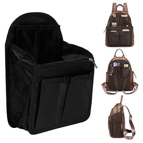 TIMLand Taschenorganizer, Rucksack Organizer, Schulrucksack Einfügen Veranstalter, Backpack Organizer(B)