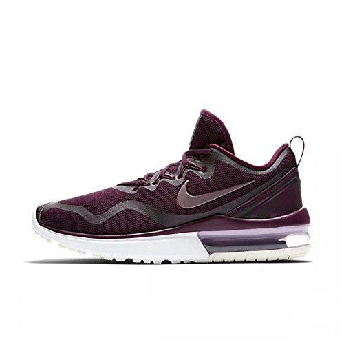 Nike Air Max Fury Laufschuhe für Damen, AA5740 600, Violett - Port Wine / Bordeaux / Tea Berry / Taupe Grey - Größe: 39 EU