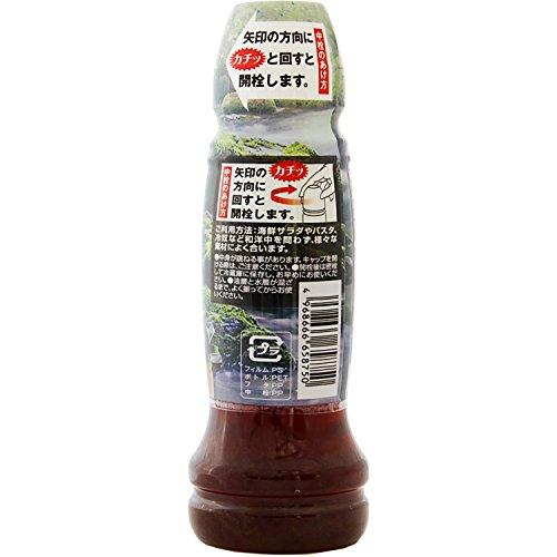 万城食品わさびドレッシング170ml