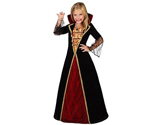 Atosa 22758 Disfraz vampiresa 5-6 años, talla niña: Amazon.es ...