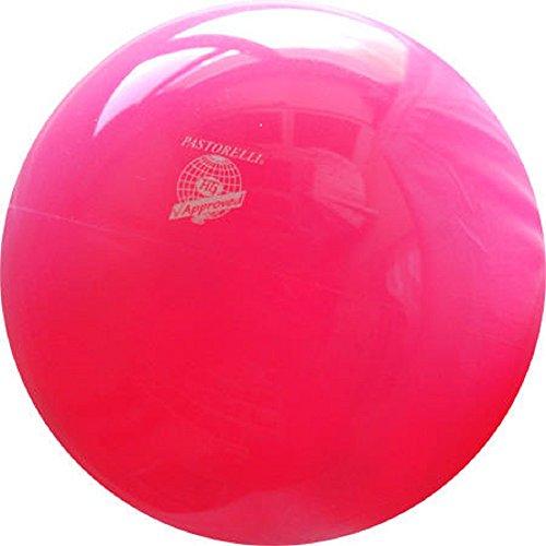 Pastorelli Pelota de gimnasia rítmica de nueva generación (18 cm), color rosa