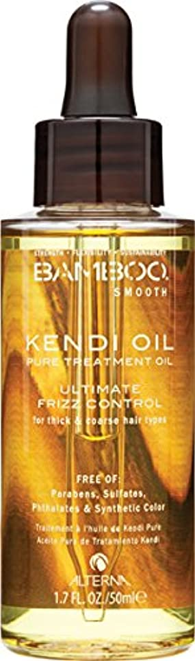 クレーターシェーバーセマフォAlterna - Bamboo Smooth Kendi Oil Pure Treatment Oil - (50ml)