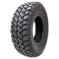 Deep groove tread ensures strong traction through mud and gravel Optimized wide grooves efficiently drain water for outstanding hydroplaning resistance Shoulder protector design provides maximum durability under heavy loads Zig-zag shoulder blocks de...