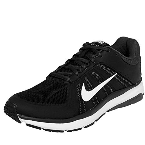 Nike Dart 12 MSL Women's Mesh Inset Athletic Running Sneakers Black Size 6