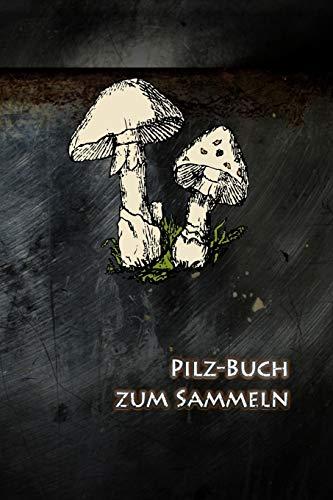 Pilz-Buch zum Sammeln: Schwammerl sammeln und nie wieder die besten Routen vergessen