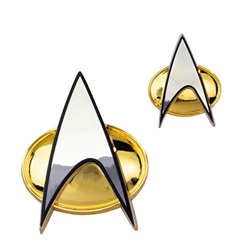 Next Gen Badge & Pin Set