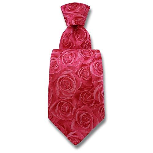Robert Charles - Cravate Rose Pink