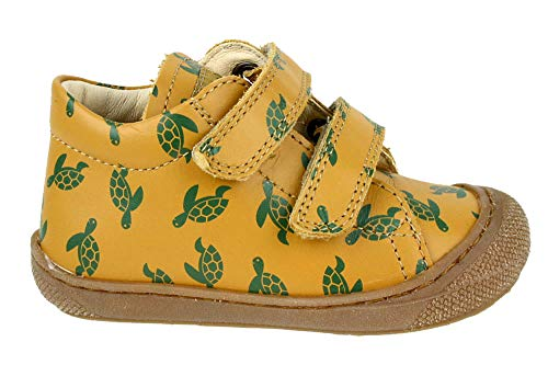 Naturino Cocoon Green Lauflernschuhe weich Schuhgröße 22