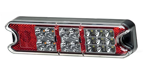 HELLA 2VP 357 021-011 Heckleuchte - Valuefit - LED