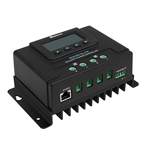Best Prices! Renogy Rover Elite 20 amp MPPT Solar Charge Controller