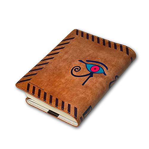 真・女神転生 レザーブックカバー「知恵の神トートの本」
