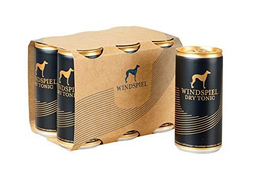 Windspiel Manufaktur Dry Tonic 6er Tray (6 x 0,2Liter) - EINWEG