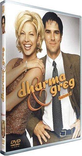 Dharma et Greg, saison 1 - Coffret 3 DVD [FR Import]